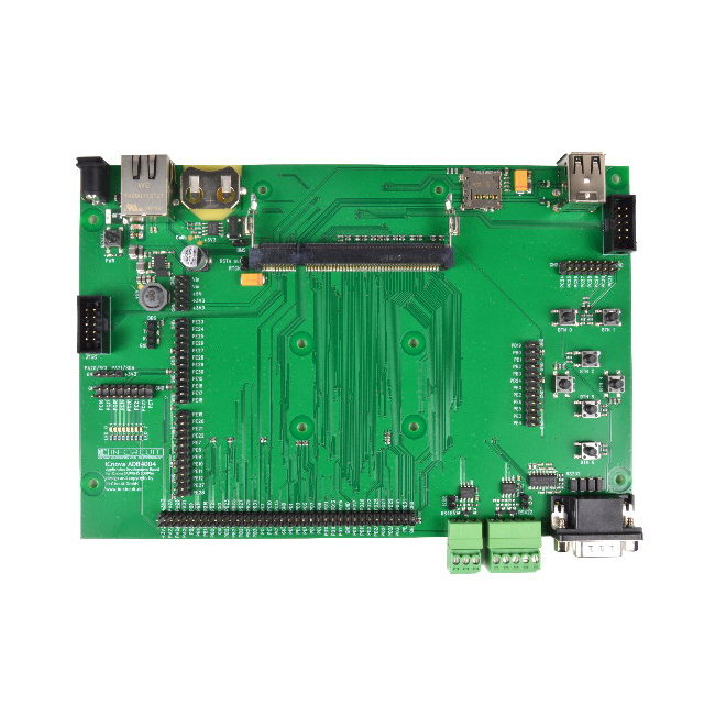 ICnova ADB4004, development board for SAM9G45 SODIMM