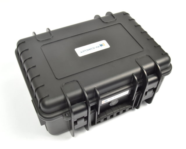 ICCase32, for recharging and transportation of up to 32 Devices