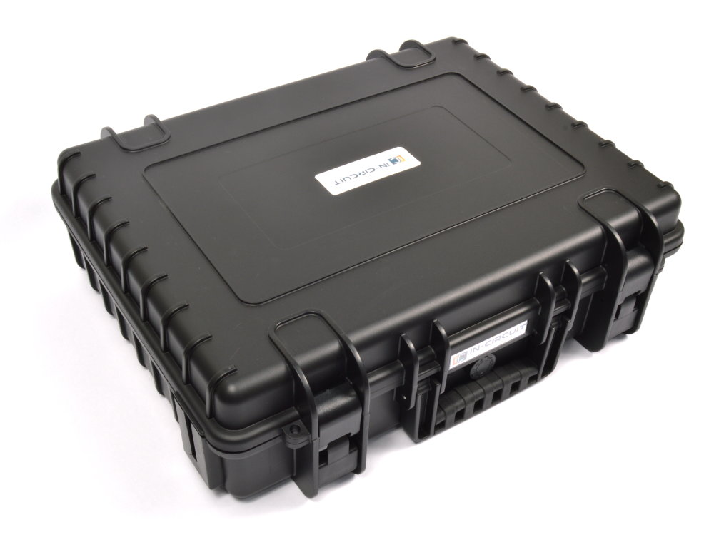 IC Case105, for recharging and transportation of up to 105 Devices