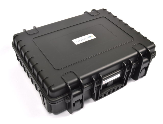 ICCase105, for recharging and transportation of up to 105 Devices