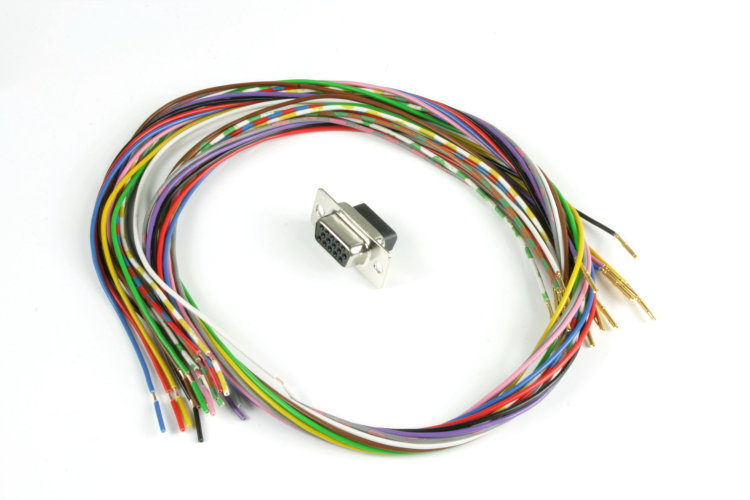 D-SUB15HD cable set for ICflyAHRS-II