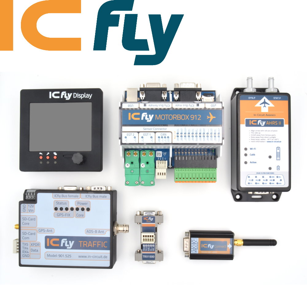 ICfly Devices