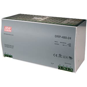 DIN Rail power supply 48V/10A